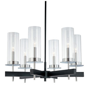 Tuxedo Six-Light Chandelier