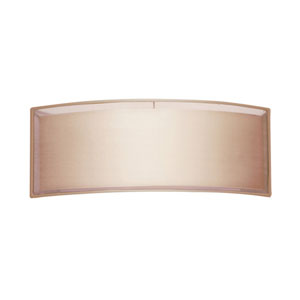 Puri Black Brass Two-Light Wall Sconce