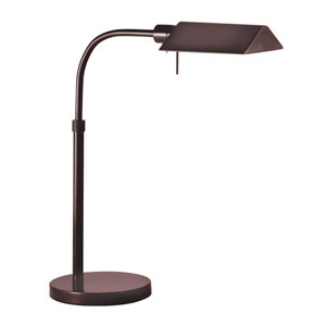 Tenda Rose Bronze One-Light Table Lamp