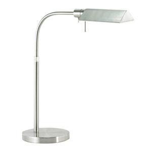 Tenda Pharmacy Nickel Adjustable Desk Lamp