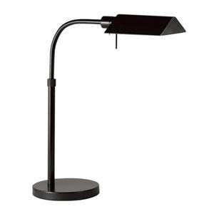 Tenda Pharmacy Black Adjustable Desk Lamp