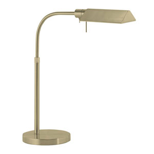 Tenda Pharmacy Brass Adjustable Desk Lamp