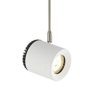 Burk White 20° Three-Inch 2700 Kelvin LED Low-Voltage Head Monopoint
