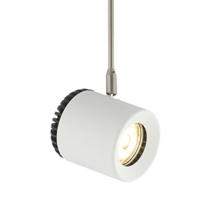 Burk White 20° Three-Inch 3000 Kelvin LED Low-Voltage Head Monopoint