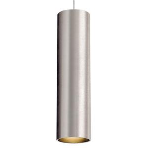 Piper Satin Nickel One-Light Low-Voltage Mini-Pendant
