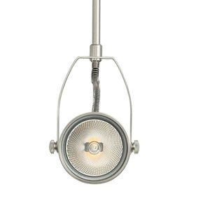 Spot Satin Nickel 18-Inch One-Light Low-Voltage Head Monopoint