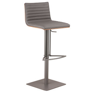 Café Gray 32-Inch Bar Stool