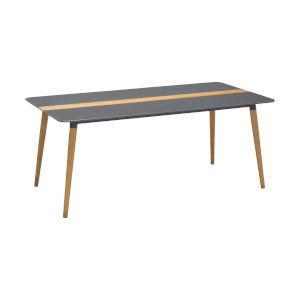 Ipanema Dark Gray Outdoor Dining Table