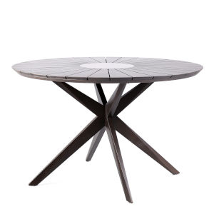 Oasis Dark Eucalyptus Outdoor Dining Table