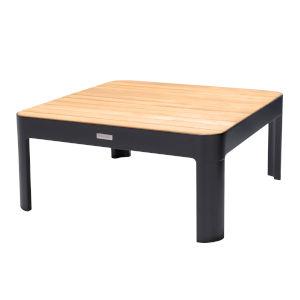 Portals Black Outdoor Coffee Table