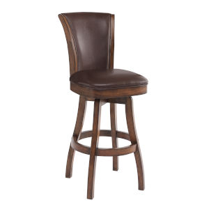Raleigh Chestnut 26-Inch Counter Stool