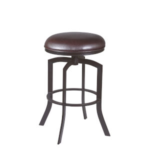 Studio Brown and Auburn Bay 26-Inch Counter Stool