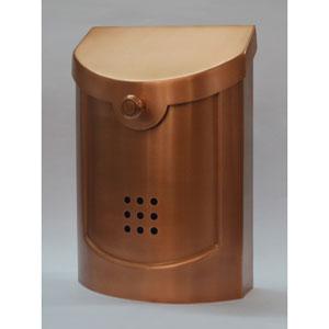 Ecco Copper Mailbox