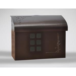 Bronze Mailbox