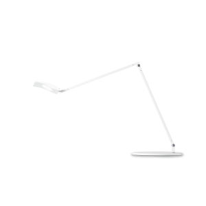 Mosso White LED Pro Desk Lamp with Two-Piece Clamp