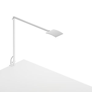 Mosso White LED Pro Desk Lamp with Desk Clamp