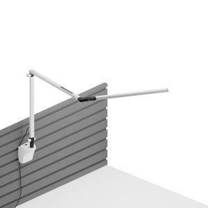 Z-Bar White LED Desk Lamp