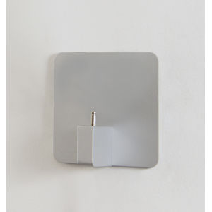 Silver LED Wall Mount
