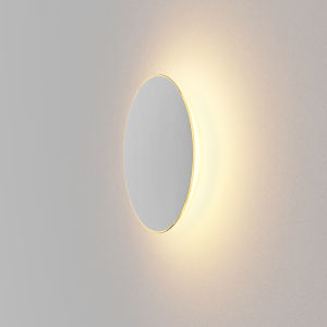 Ramen Matte White 9-Inch LED Outdoor Wall Sconce