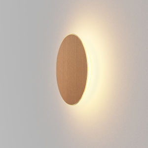 Ramen White Oak 9-Inch LED Outdoor Wall Sconce