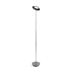 Royyo Chrome LED Floor Lamp