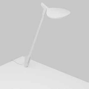 Splitty Matte White LED Desk Lamp