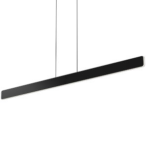Sub Matte Black LED Pendant