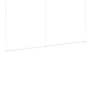 Z-Bar Silver 96-Inch LED Pendant