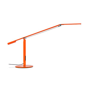 Equo Orange LED Desk Lamp - Cool Light