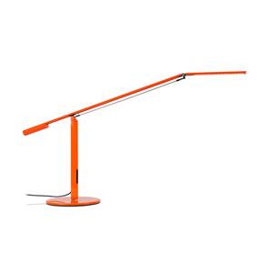 Equo Orange LED Desk Lamp - Warm Light