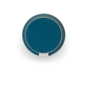 Gravy Azure Felt Plug-In LED Wall Sconce