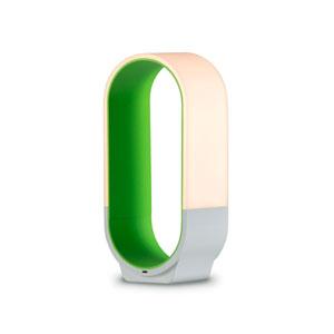 Mr. Go Soft Green LED Desk Lamp