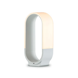 Mr. Go Soft White LED Desk Lamp