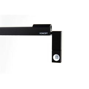 UCX Metallic Black Occupancy Sensor