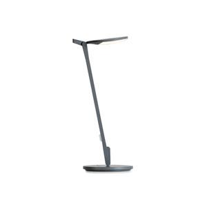 Splitty Matte Grey LED Desk Lamp
