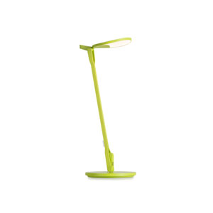 Splitty Matte Leaf Green LED Desk Lamp