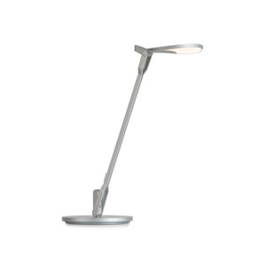 Splitty Pro Silver LED Desk Lamp