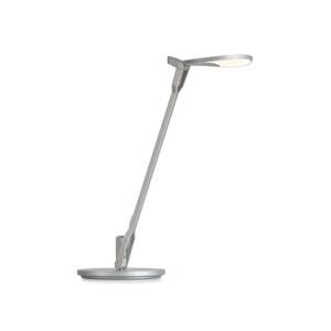 Splitty Silver LED Desk Lamp
