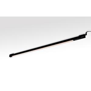 UCX Metallic Black 27-Inch Wide  Neutral White LED Undercabinet light