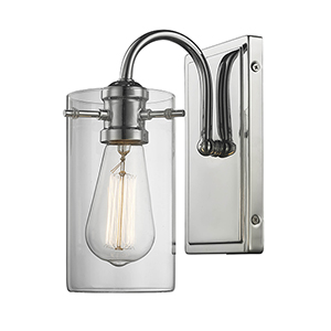 Townsend Polished Chrome One-Light Wall Sconce