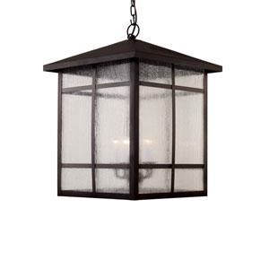Capistrano Oil Rubbed Bronze Five-Light Hanging Lantern