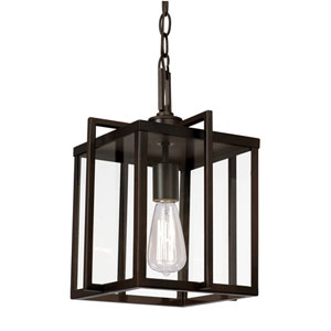 Kenroy Home Broadcast Oil Rubbed Bronze Three Light