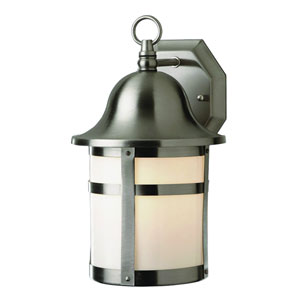 Pub 16 Inch High Outdoor Wall Light