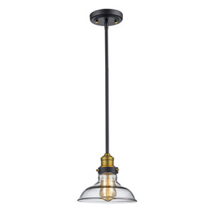 Jackson Oil Rubbed Bronze Eight-Inch One-Light Pendant