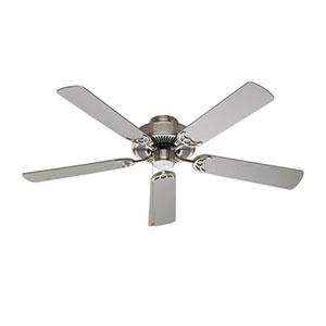 Seltzer Brushed Nickel Ceiling Fan
