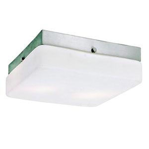 Cuvee Brushed Nickel 10-Inch One-Light LED Flush Mount