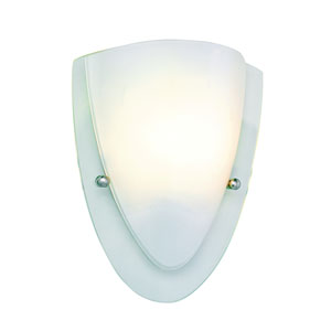 Shadow Bullet Wall Sconce -Polished Chrome