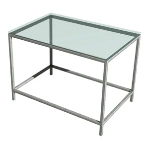 Soho Stainless Steel End Table
