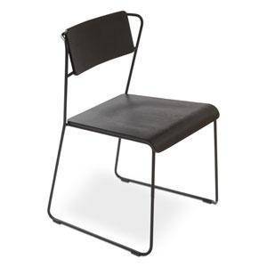 Transit Chair - Black Ash Seat