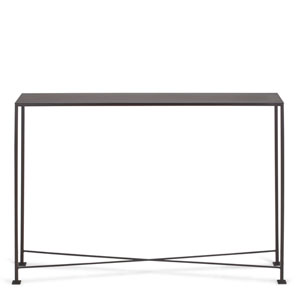Diversey Metal Console Table 10X48